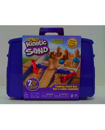 Kinetic Sand Walizka z piaskiem 6037447 Spin Master