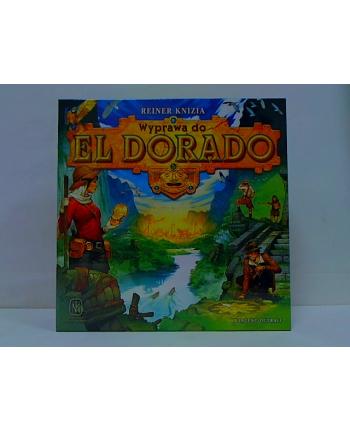 nasza księgarnia Gra Wyprawa do El Dorado 71483