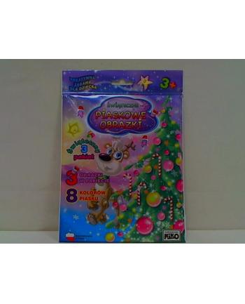 niko Piaskowe obrazki - pakiet świąteczny 3 86520