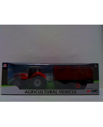 swede Traktor z przyczepą na baterie Q5144 53725