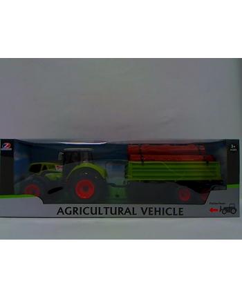 swede Traktor z przyczepą na baterie Q5146 53749