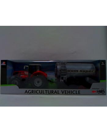 swede Traktor z przyczepą na baterie Q5149 53763