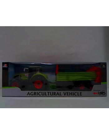 swede Traktor z przyczepą na baterie Q5152 53787