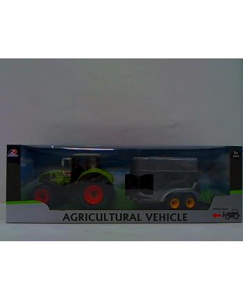 swede Traktor z przyczepą na baterie Q5155 53800