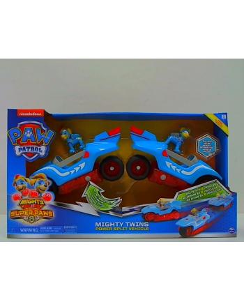 spin master SPIN Psi Patrol MightyPups pojazdy 2szt 6054563
