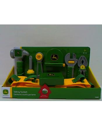 TOMY.John Deere pas z narzędziami dźwięk 35070