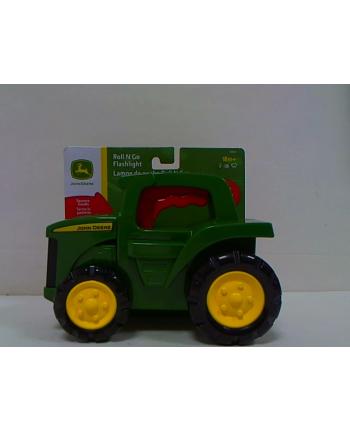 TOMY.John Deere traktor z latarką z dźw.35083