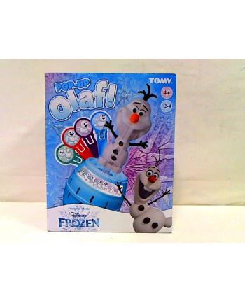 TOMY.Gra Frozen Pop Up Olaf  T73038