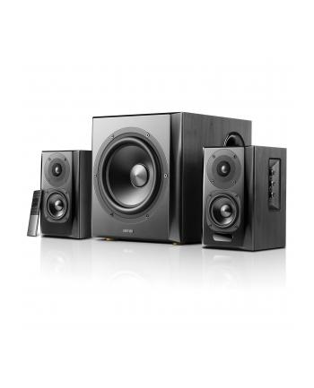 Edifier S351DB, speakers(black, Bluetooth, apt: X, 150 watts)