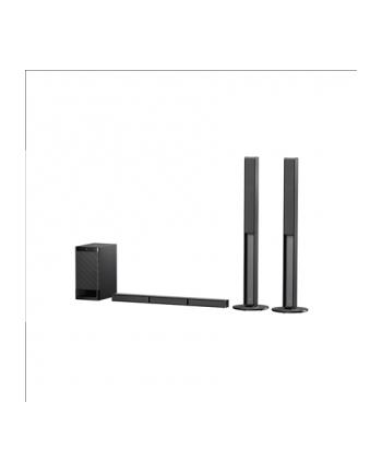 Sony HT-RT4, speakers(black, Bluetooth, NFC, 600 watts, HDMI)