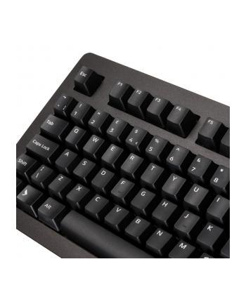 das keyboard The keyboard 4 Professional, keyboard(black, Cherry MX Blue)