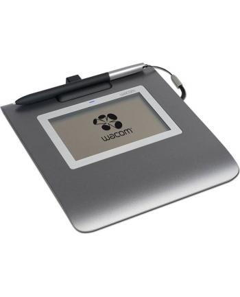 Wacom 4.5-inch Signature Pad STU-430 graphics tablet(gray, Rev. 2, incl. Sign pro PDF software for Windows)