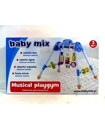 alexis Zabawka gimnastyczna De Lux niebieska GW-6922B