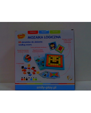 anek - smily play Mozaika obrazkowa Smily SP82926 29261