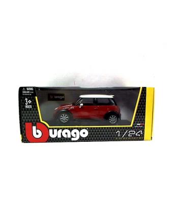 BBU 1:24 Mini Cooper S 22124Y