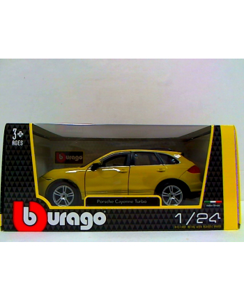 BBU 1:24 Star Porsche Cayenne Turbo 21056W