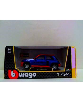BBU 1:24 Renault 5 Turbo 21088BR
