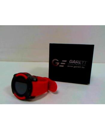 garett - smartwatch Garett Smartwatch G11 czarno-czerwony 48135