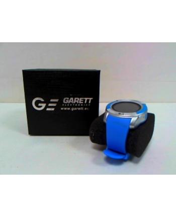 garett - smartwatch Garett Smartwatch G11 niebiesko-srebrny 48142
