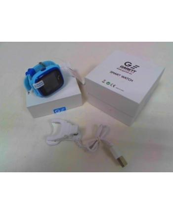 garett - smartwatch Garett Smartwatch Kids 4 niebieski 48449