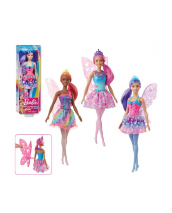 mattel Barbie Dreamtopia Wróżka lalka podst.asor.GJJ98 /6