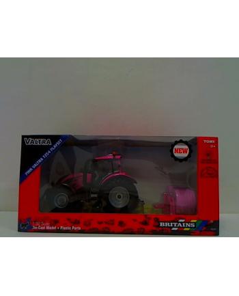 TOMY Britains traktor Pink Valtra TZ54 Plays.43247
