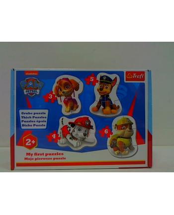 trefl PUZZLE BABY CLASSIC Paw Patrol 36087