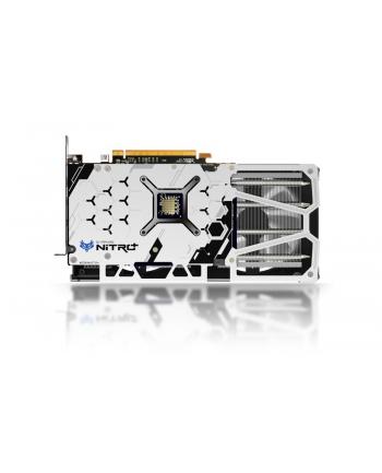 sapphire technology Karta graficzna Radeon NITRO+ RX 5500 XT 128bit 8G GDDR6 2HDMI/2DP