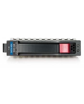 Dysk Twardy SATA 500GB HP 7.2k 3G 2.5'' HP MDL SATA 1y Wty