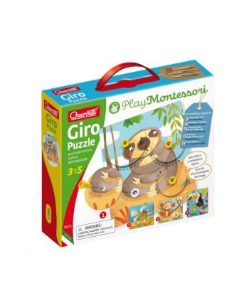 dante Montessori Puzzle zwierzęce Giro 0611