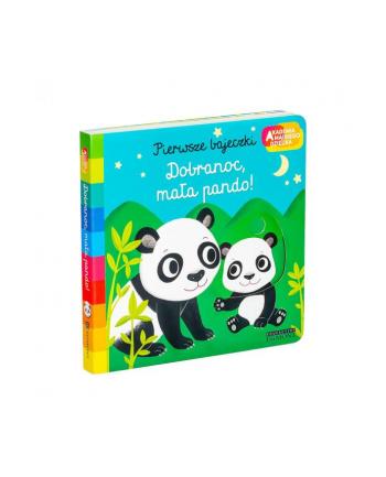 egmont Książka Dobranoc, mała pando! Akademia mądrego dziecka. Pierwsze bajeczki.
