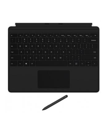 microsoft Surface Pro X Signature Keyboard with Slim Pen Bundle Commercial Black QJV-00007