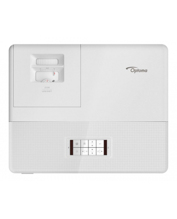optoma Projektor ZH506e white LASER 1080p 5500ANSI 300.000:1