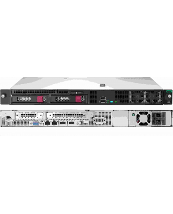 hewlett packard enterprise !HPE DL20 Gen10 E-2224 1P 8G NHP Svr P17078-B21