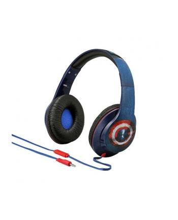globix Słuchawki z mikrofonem Avengers Civil War VI-M40CW
