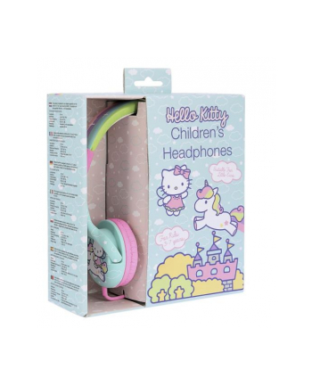 globix Słuchawki dla dzieci Junior Hello Kitty Jednorożec HK0568