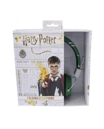 globix Słuchawki Harry Potter Slytherin HP0620