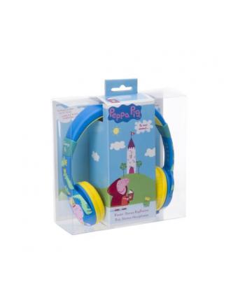 globix Słuchawki dla dzieci Peppa Pig George PP03617D