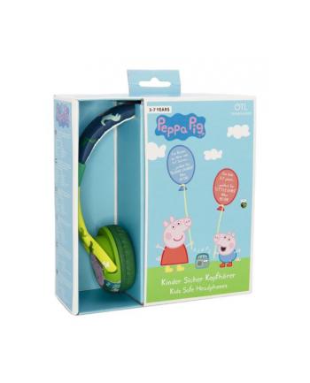 globix Słuchawki dla dzieci Peppa Pig George i dinozaury PP0697D
