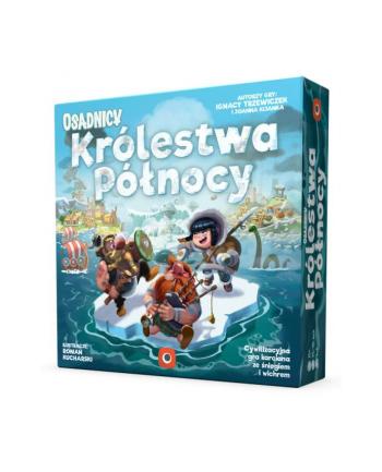 Osadnicy: Królestwa Północy gra PORTAL GAMES