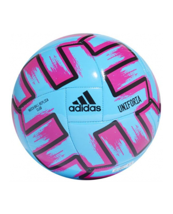 Piłka nożna ADIDAS UNIFORIA Club niebieska 22629 SPOKEY
