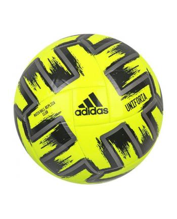 Piłka nożna ADIDAS UNIFORIA Club żółta 22630 SPOKEY