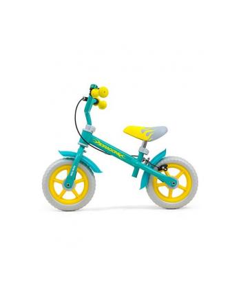 Rowerek biegowy Dragon z hamulcem Mint 2651 MILLY MALLY