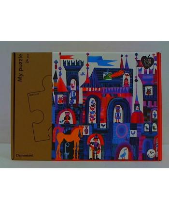 Clementoni Moje puzzle Zamek 50164