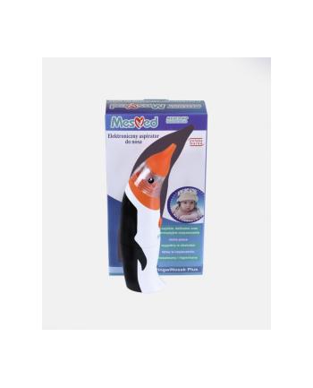 mesmed Aspirator elektroniczny do nosa MM-118 Pingwinosek