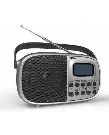 eltra Radio Nadia PLL Srebrny