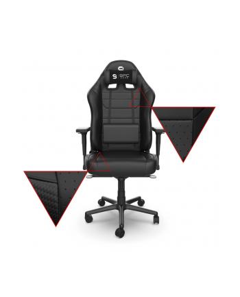 silentiumpc Krzesło dla graczy SPC Gear SR800 Czarne