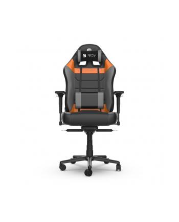 silentiumpc Krzesło dla graczy SPC Gear SR800 Pomarańczowe