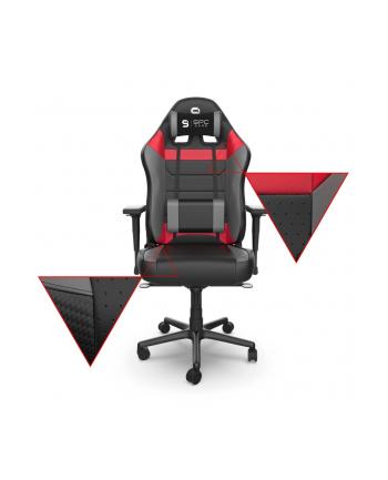 silentiumpc Krzesło dla graczy SPC Gear SR800 Czerwone