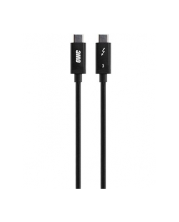 owc Kabel Thunderbolt 3 USB-C 20Gb/s 100W Pasywny 1m